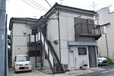 <賃貸アパート>上小田中3丁目 1K 6.0万円 ハイツTK-A